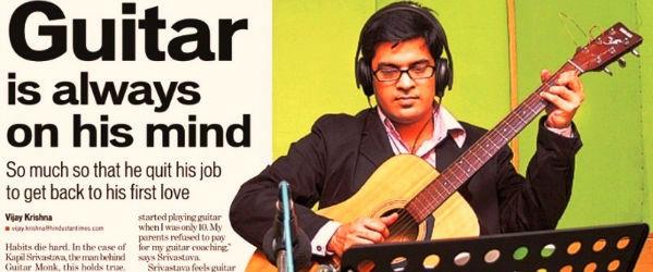 Guitar Delhi Image