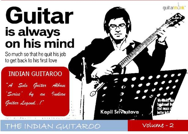 Indian Guitar Volume 2 Image