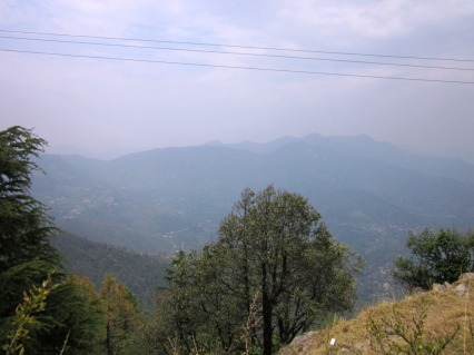 Mukteshwar Hills View