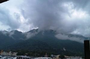 Cloud Fumes River Ganga