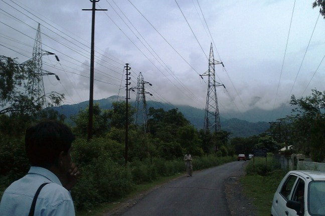 Rainy Day at Dehradun