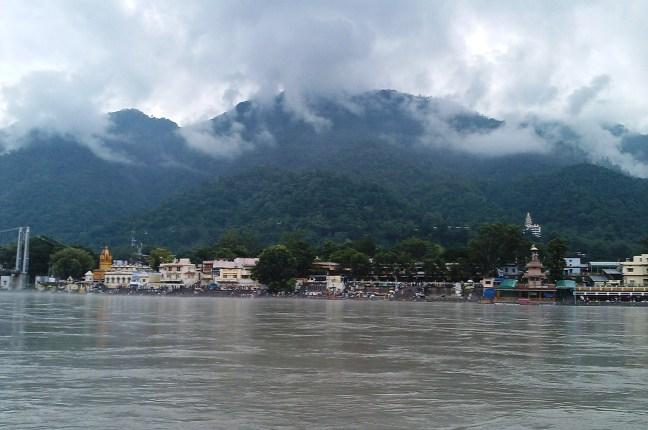 River Ganga Pic