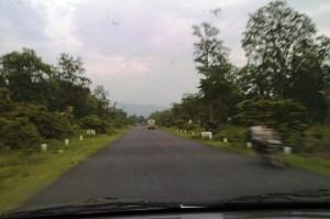 Road to Rishikesh