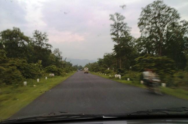 Rishikesh Road Pic