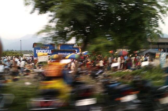 Car view Haridwar