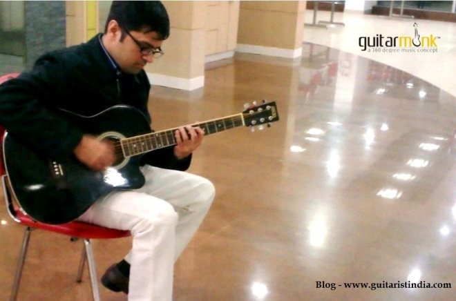 Kapil Guitarist - Guitar Delhi
