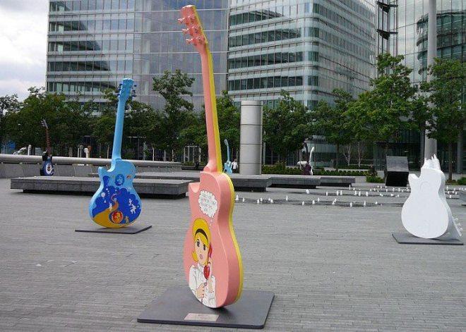 Guitar LandMark