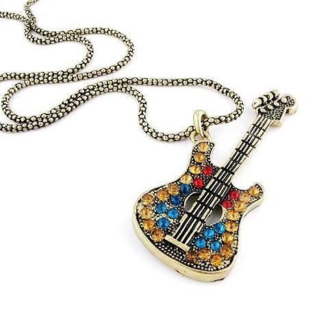 63_Guitar Pendant