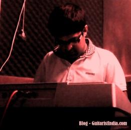 Guitarist India Keyboard 2