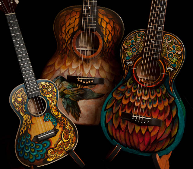 91_Lichty Guitars - Guitar Art Works