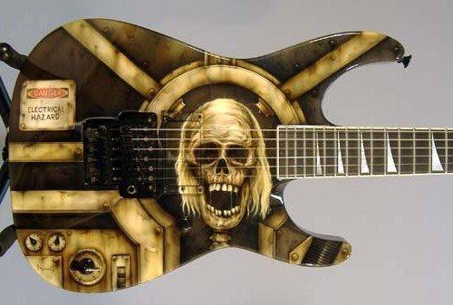 95_Skull Killer-Guitar
