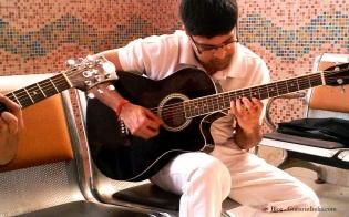 Guitarist India 3