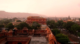 Palace of Winds Rajasthan Image