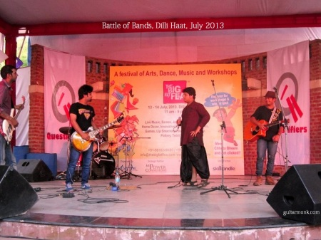 4_Battle of Bands 2013