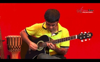 Kapil Shooting for Guitar Walk