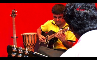 Kapil Shooting for Guitar Walk Tune