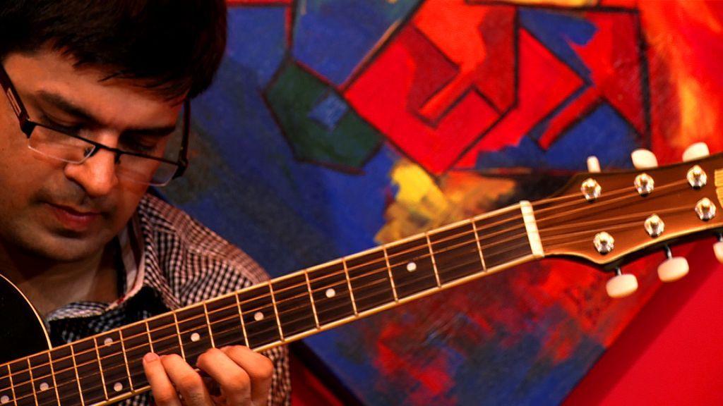 Kapil Srivastava - guitaristindia