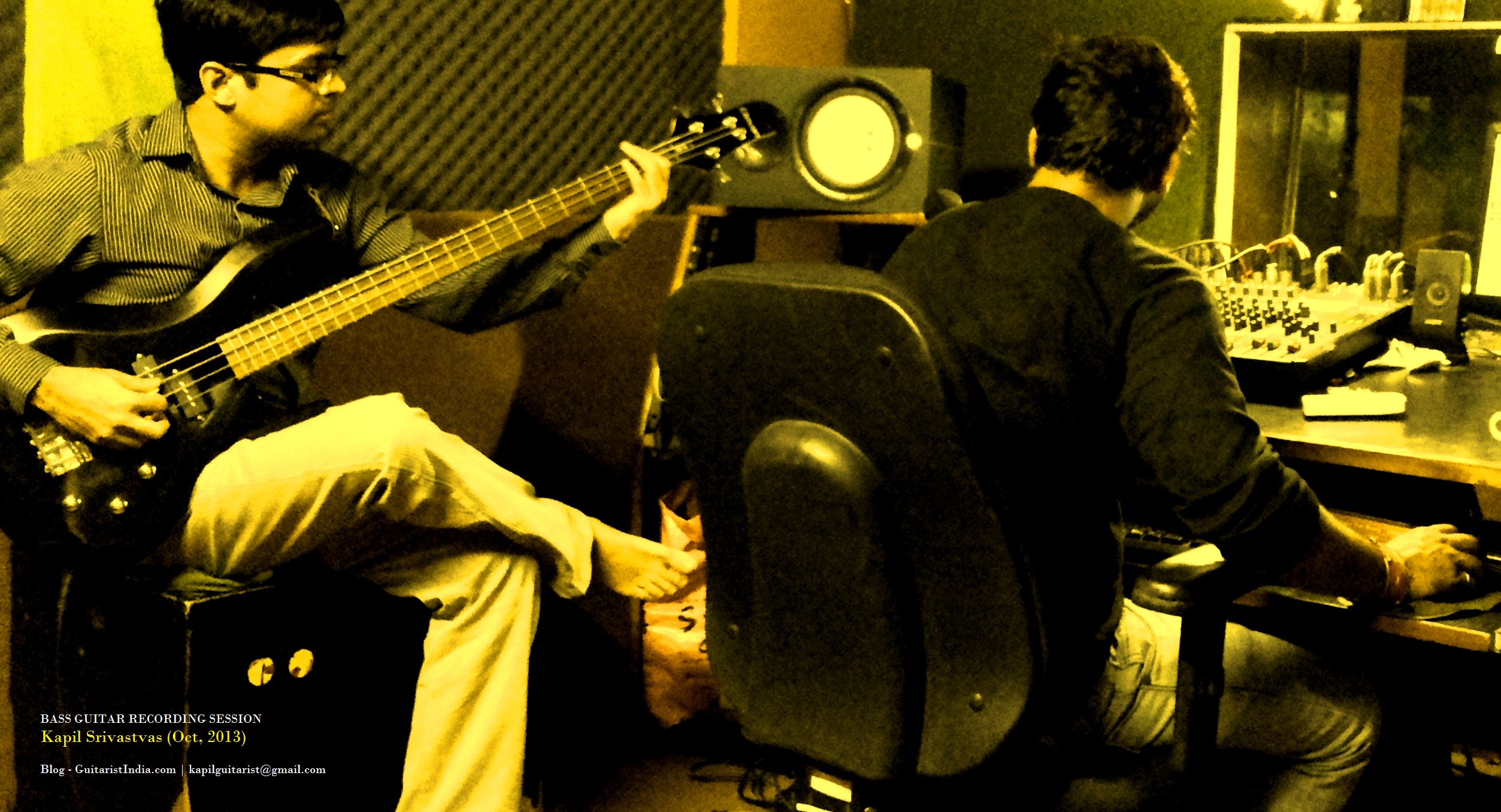 213_Recording Session (14 Oct 2013)