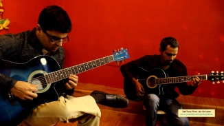 Kapil Guitarist Performance in Delhi