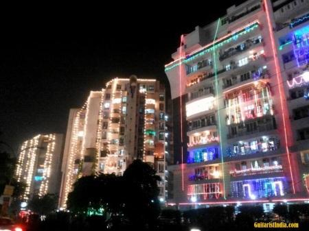 Diwali Celebration Pics