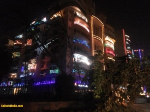 Apartments on Diwali