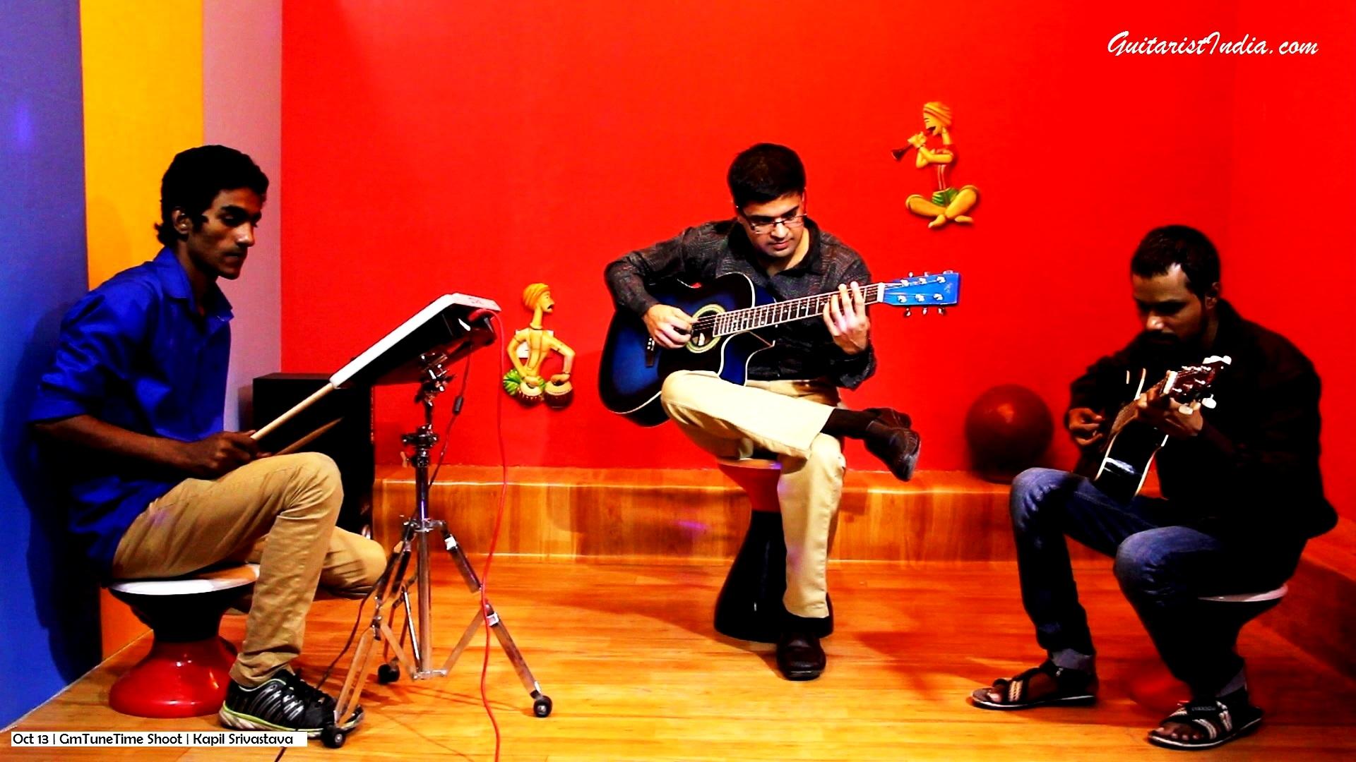Heart Kapil Guitarist Delhi 4