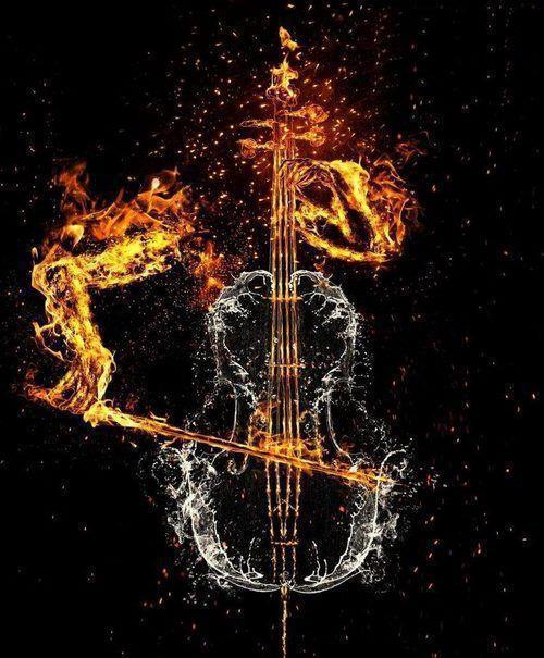 Melting in Music Image