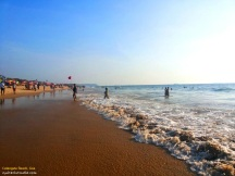 Life at Calangute Beach Image