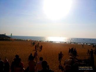 Calangute Beach Image
