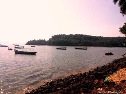 Dolphin Beach Goa Image
