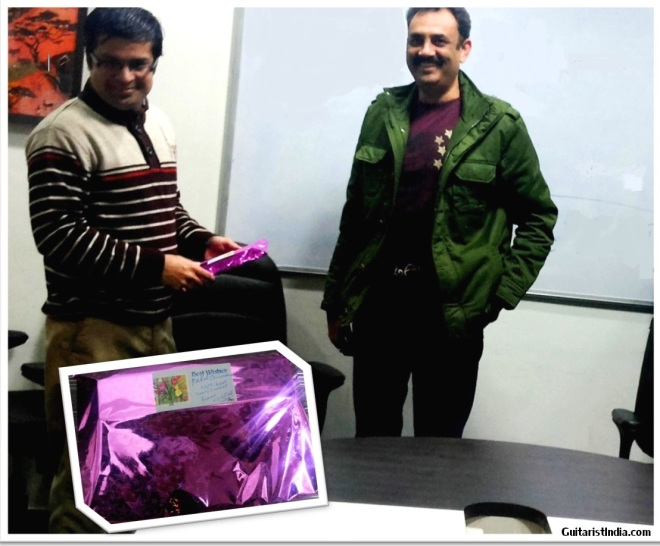Honor Kapil Srivastava