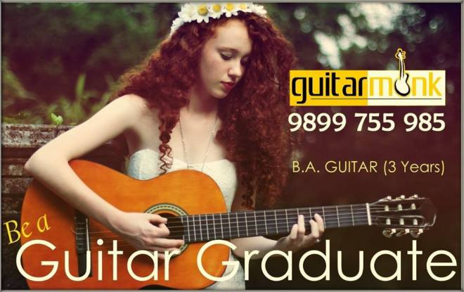 guitar music career India