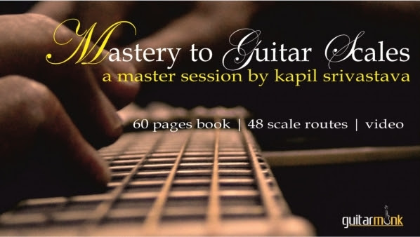 Mastery to Guitar Scales