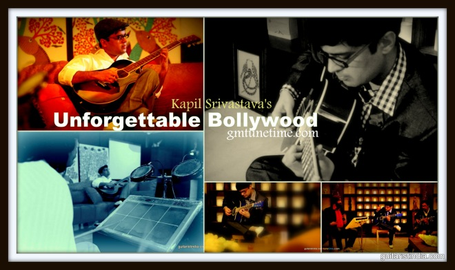 Bollywood Guitar Kapil Srivastava