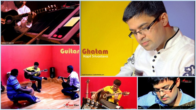 Guitar and Ghatam Kapil Guitarist