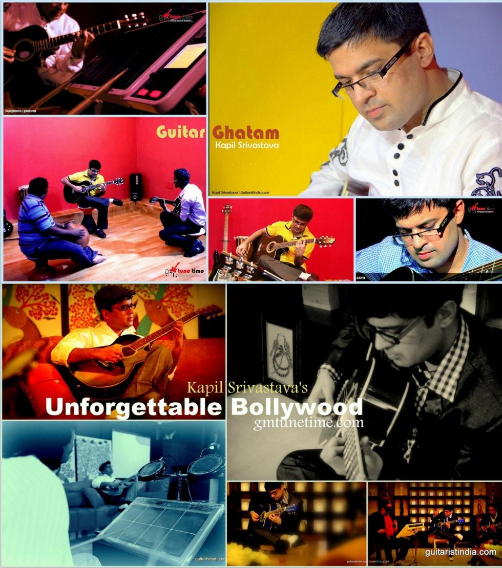 Guitarist Kapil Guitarmonk Delhi