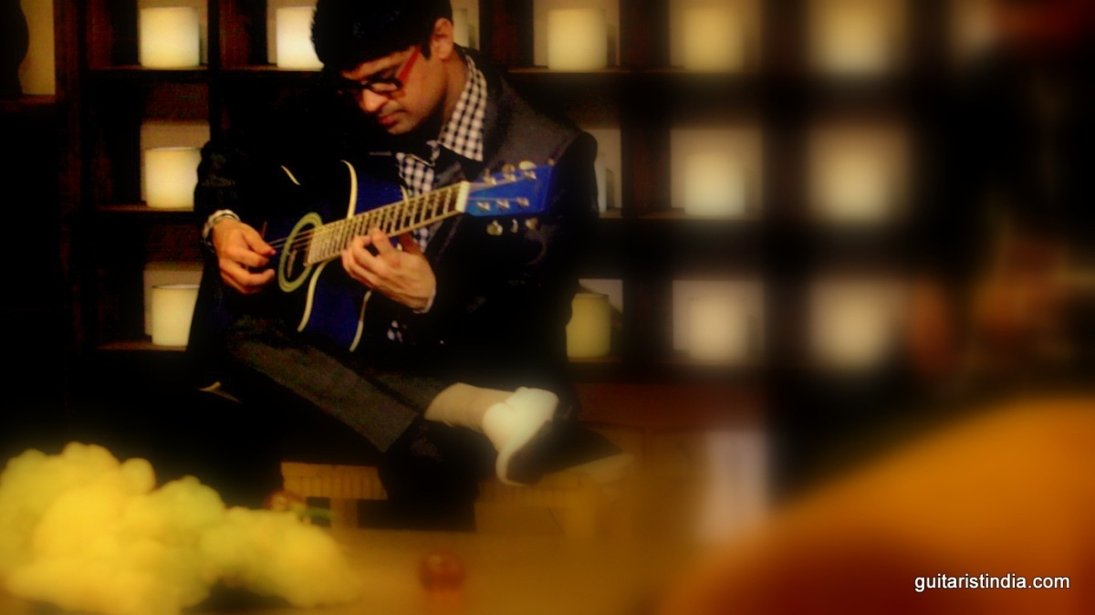 Hothon Se Choo Lo Tum On Guitar Kapil Srivastava