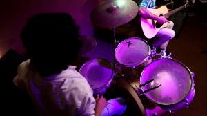 Guitar and Drum