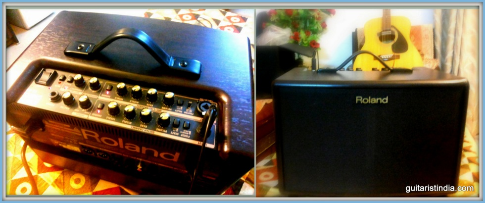 Roland Acoustic Guitar Amplifier