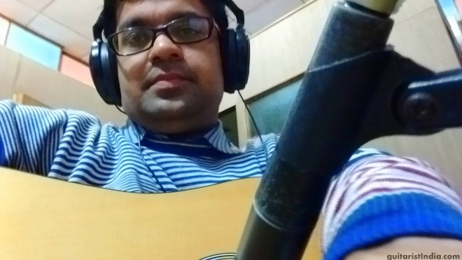 Guitar Player Kapil Delhi NCR