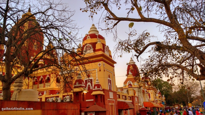 Birla Mandir Temple in New Delhi, India