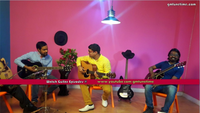 Music Video – Papa Kehte Hai on Guitar by Guitarist Kapil