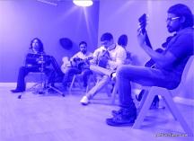 Guitar Player Kapil Srivastava New Delhi India