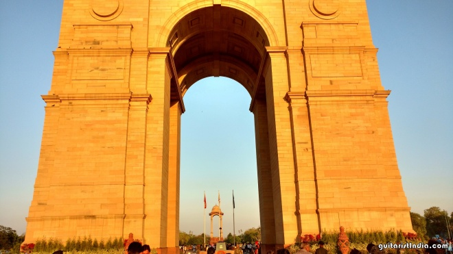 Travel India New Delhi India Gate