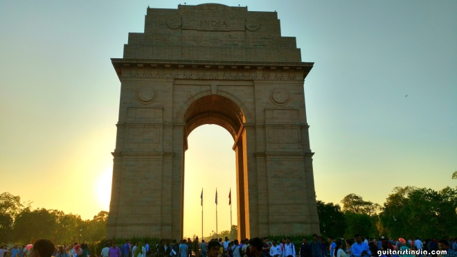 India Gate Rajpath New Delhi