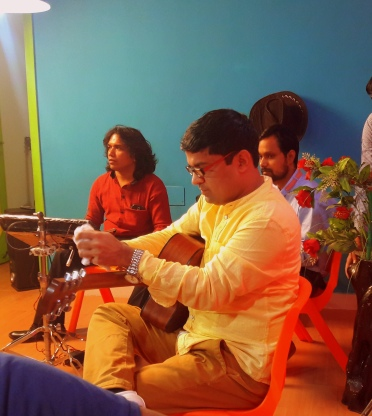 Kapil Srivastava Guitarist Founder Guitarmonk