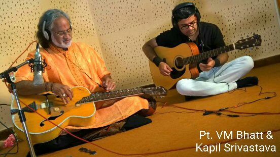 Grammy Winner Pt. VM Bhatt and Kapil Srivastava