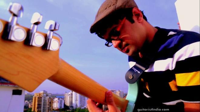 Guitarist Kapil Srivastava Music 2016