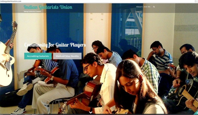 Indian Guitarists Union