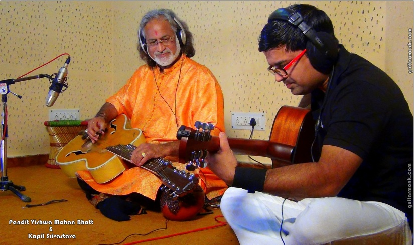 Music Release – My Guitar Duet with Grammy Winner Pt Vishwa Mohan Bhatt